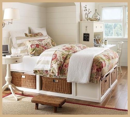 Deco dormitorios shabby chic tienda mariluna decoraci n decoupage - Dormitorio vintage chic ...